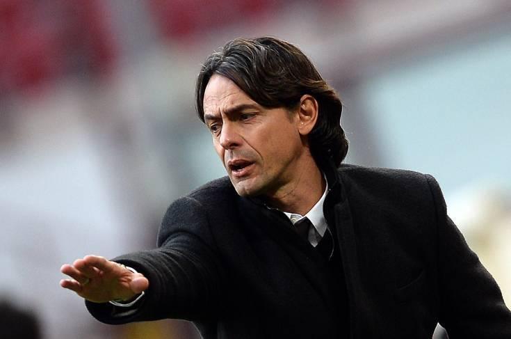 """Bologna Milan, Inzaghi: """"Il Milan fa paura. Noi siamo stati"""