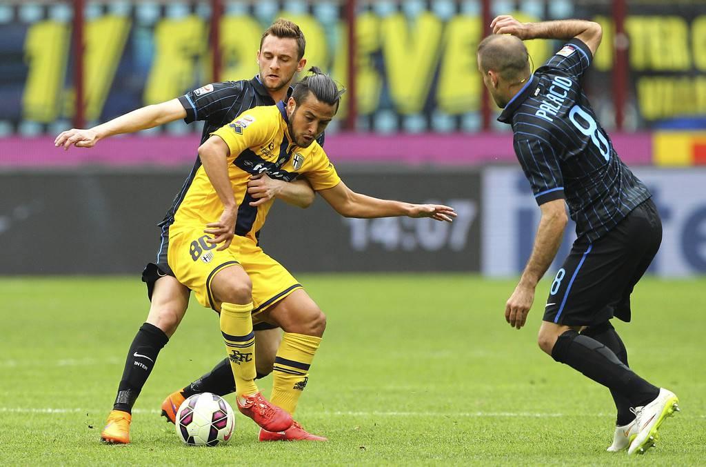 Parma Inter statistiche
