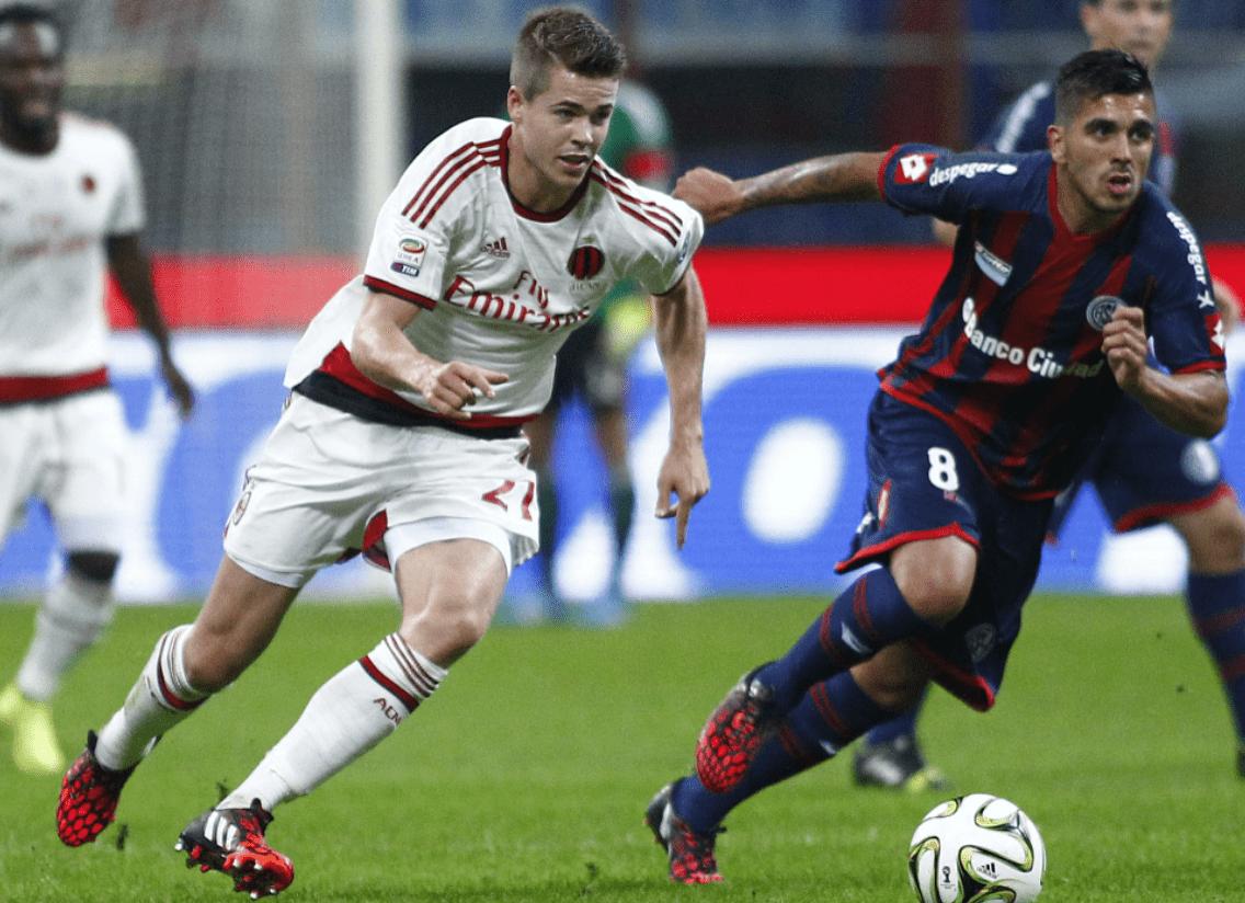 Milan, Van Ginkel può rimanere un altro anno in rossonero