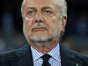 Napoli, De Laurentiis punisce la squadra