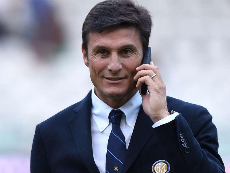 "Europa League, Zanetti: ""Eintracht squadra tosta. Icardi? De"