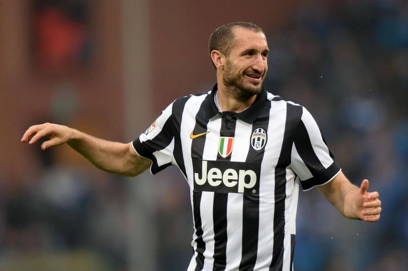 Torino Juventus Chiellini