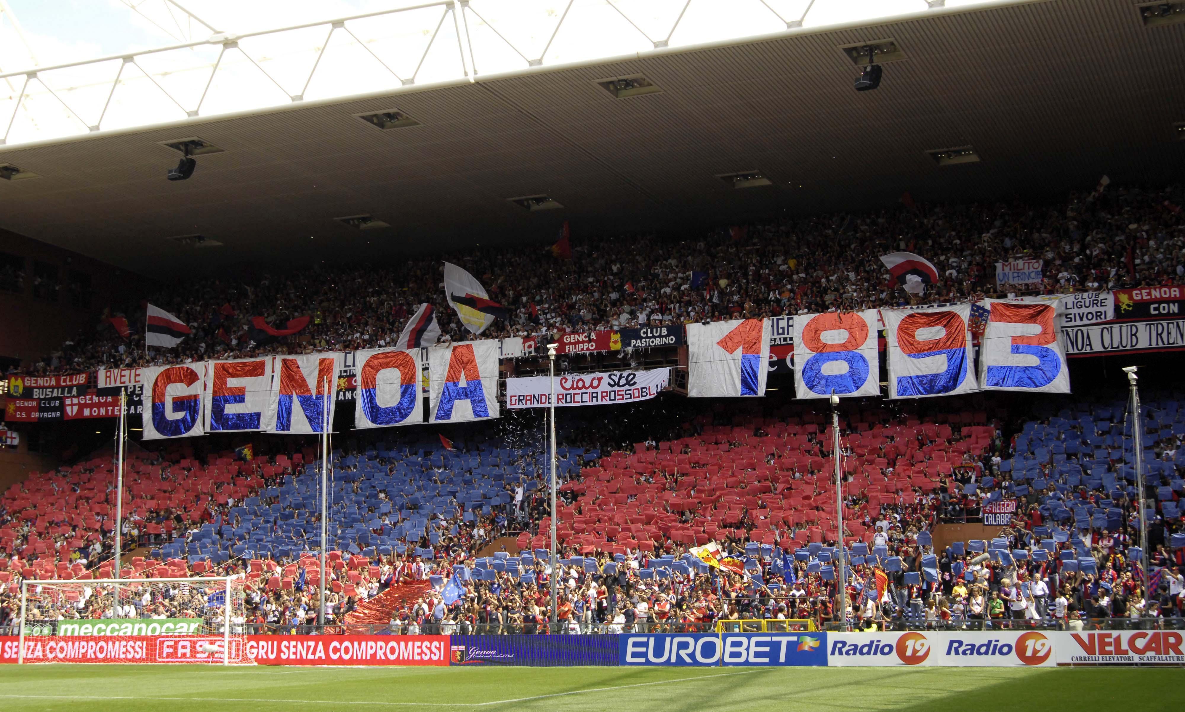 Genoa Milan anticipata
