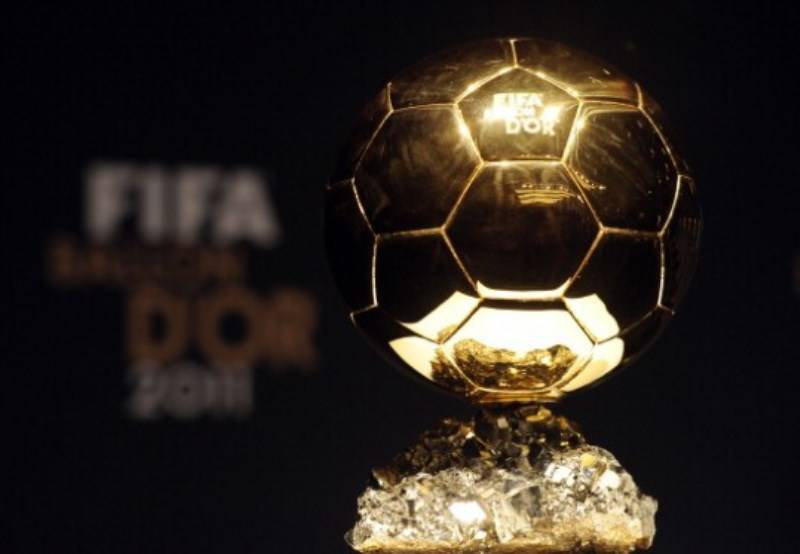 Pallone d'oro Modric