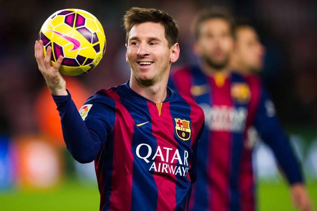 Scarpa d'oro Messi