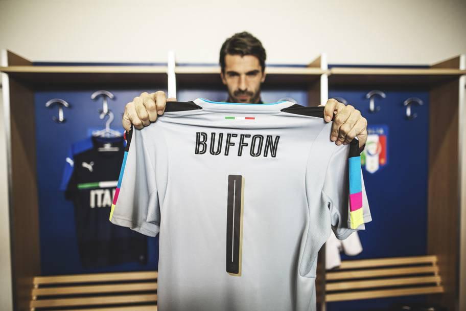 italia, buffon