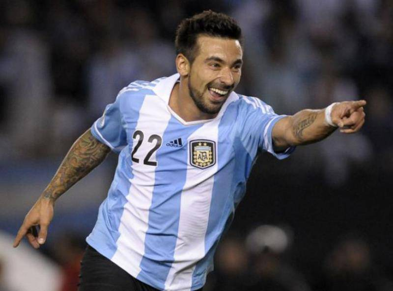 Vargas incanta in Cile. Bigon: