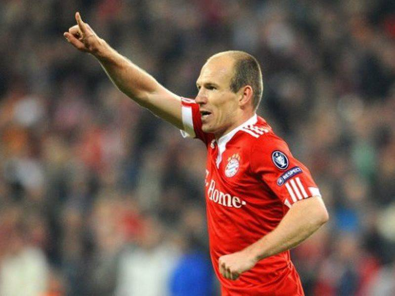 Ritiro Robben, l'attaccante potrebbe smettere, ma spunta una