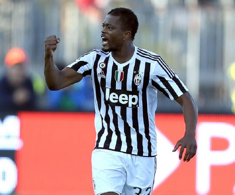 Juventus-Sassuolo, Evra: