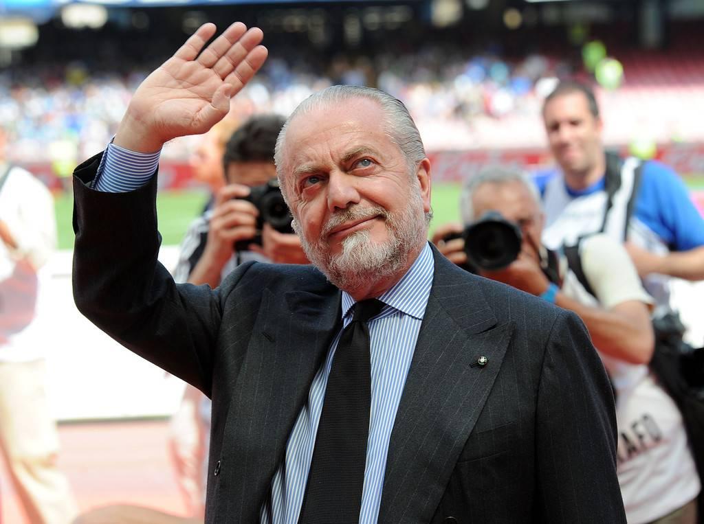 """Calciomercato, De Laurentiis: """"Ho parlato con Preziosi di Pi"""
