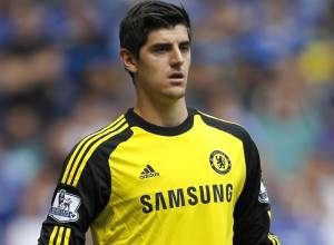 calciomercato real madrid, courtois
