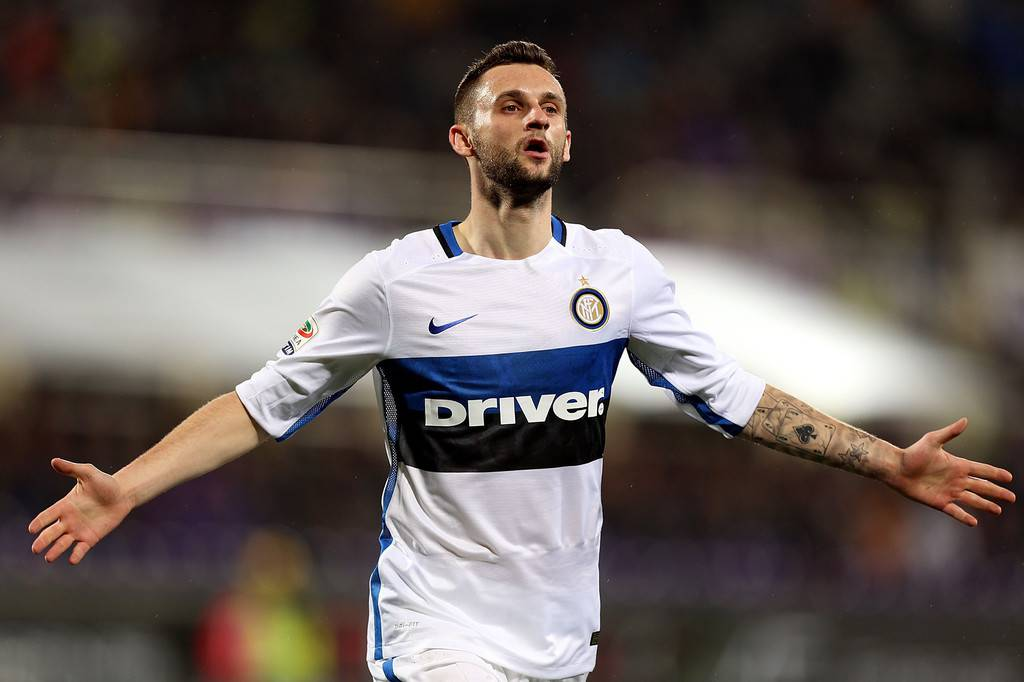 inter, infortunio brozovic