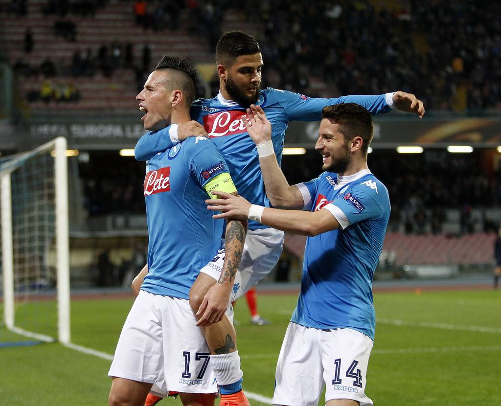highlights bayern monaco-napoli 0-2