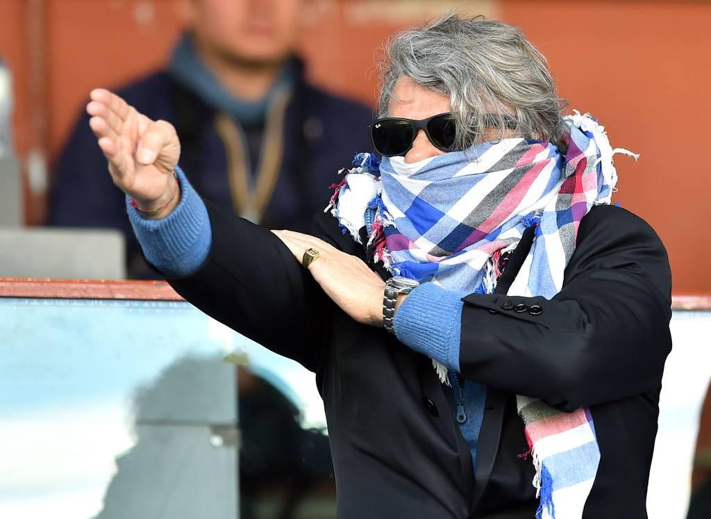 Sampdoria-Roma, parla Ferrero