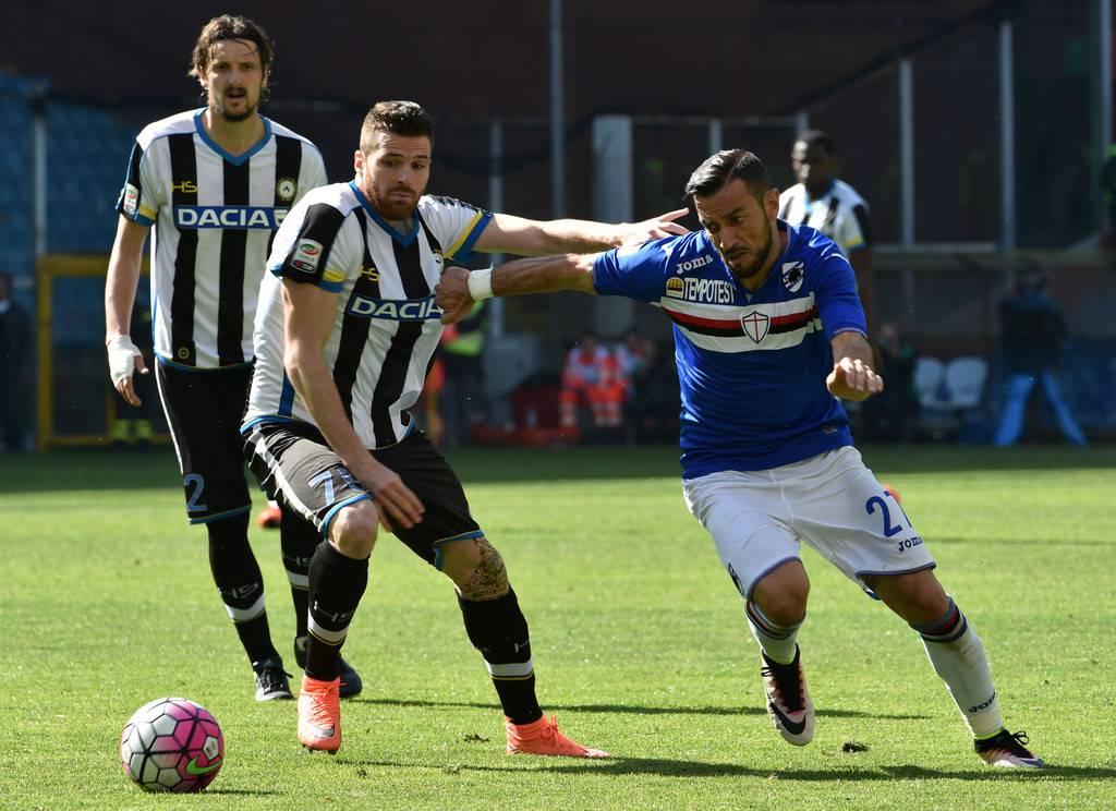 Sampdoria Frosinone probabili formazioni