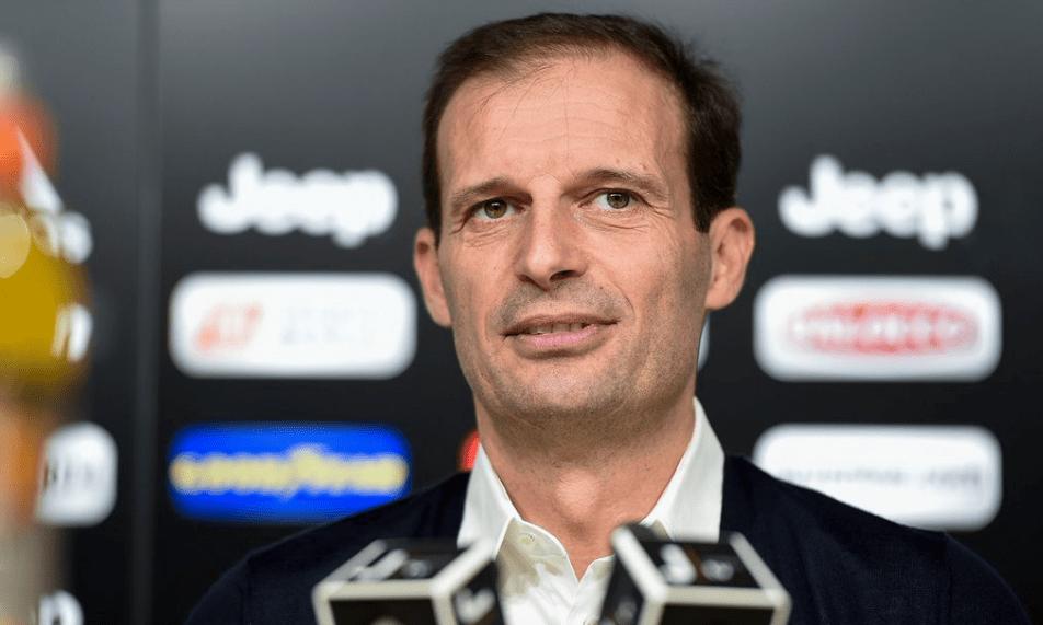 Juventus Atletico Allegri