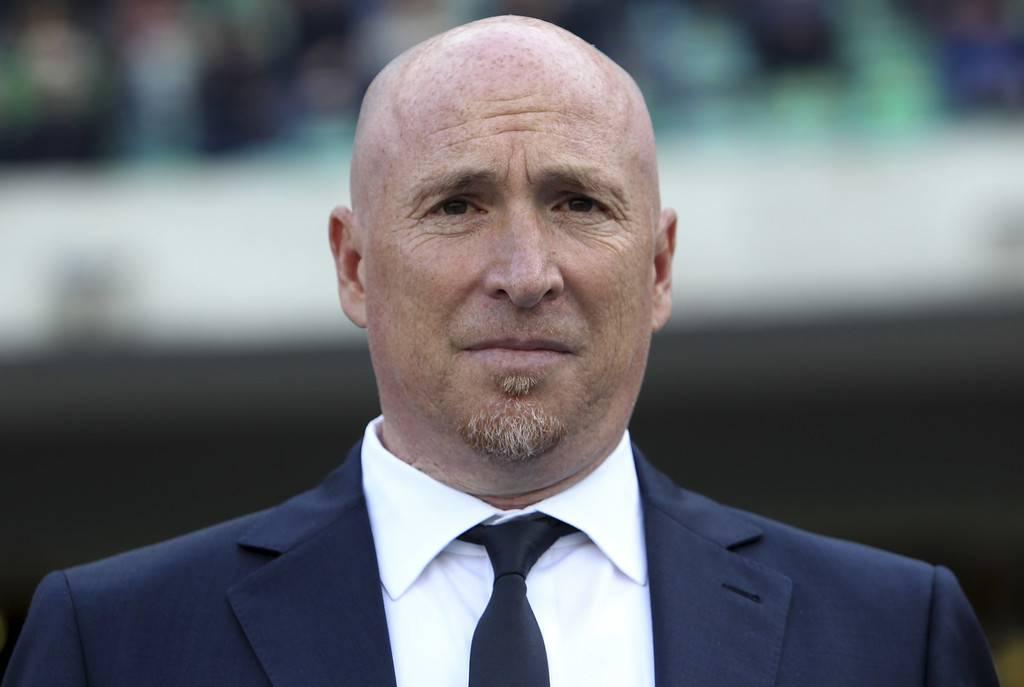 """Cagliari Napoli, Maran: """"Non so se ci fosse il fallo sulla p"""