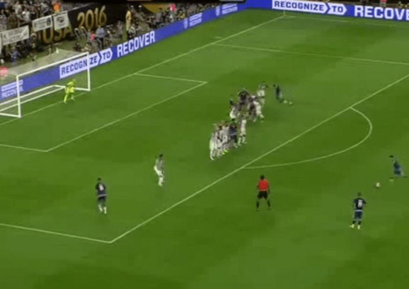 highlights usa argentina 0 4 gol copa america