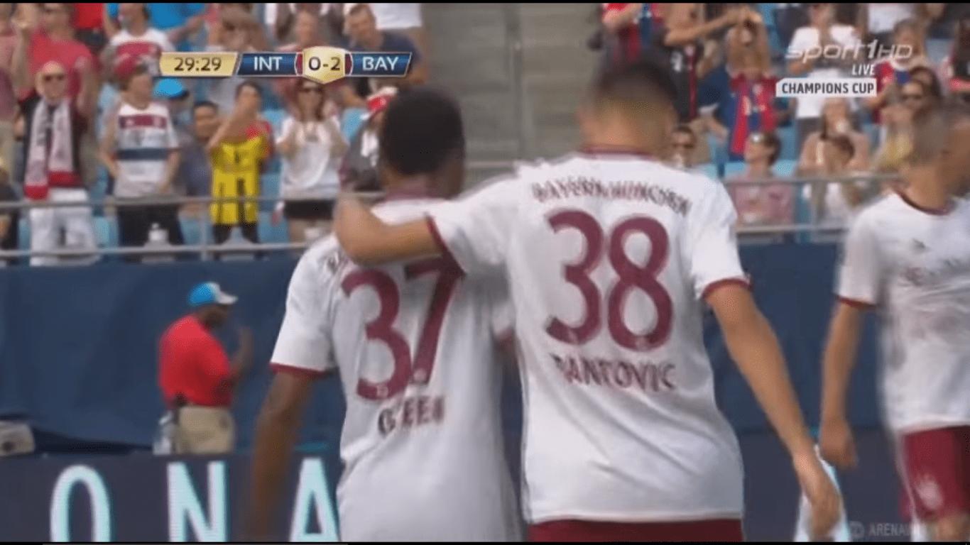 Inter-Bayern, le formazioni ufficiali. Icardi in panchina