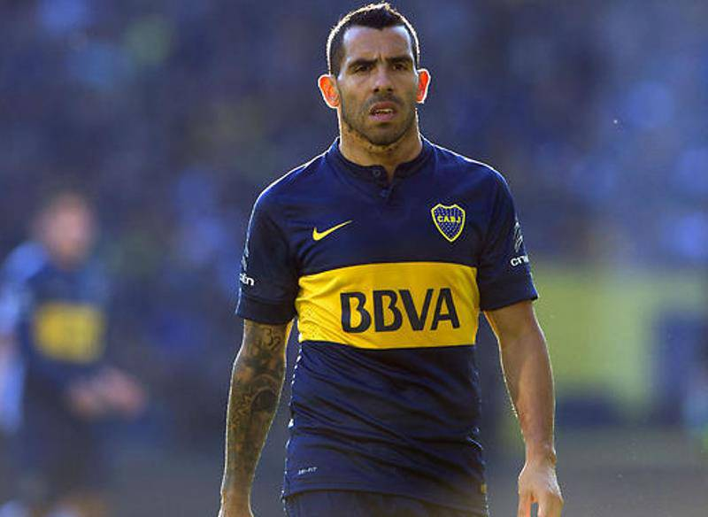editoriale tevez