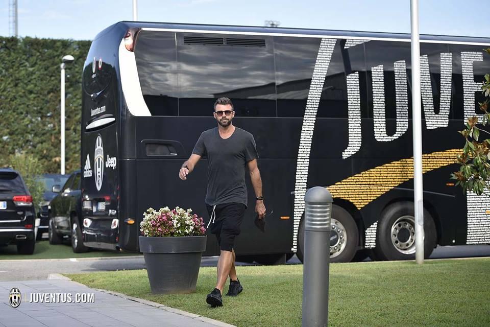 Juventus, gruppo quasi al completo