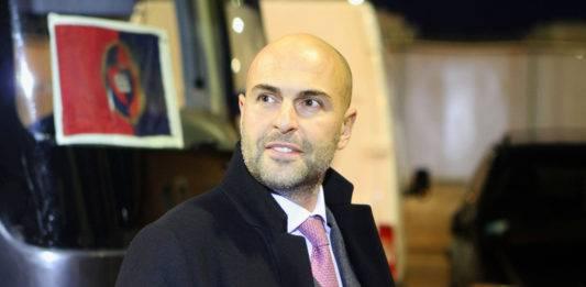 """Cagliari, Giulini: """"Barella resterà a gennaio, stiamo cercando un centrocampista"""""""