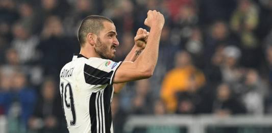 Bonucci capitano in Juventus Genoa. Scelta di gruppo