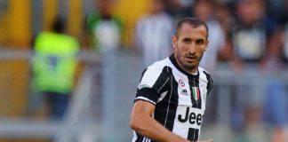 Juventus-Torino, chiellini