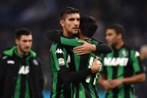 highlights genoa-sassuolo 0-1