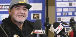 ricovero Maradona