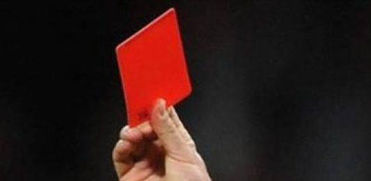 Giudice Sportivo, dieci squalificati in Serie A: multa per l'Inter