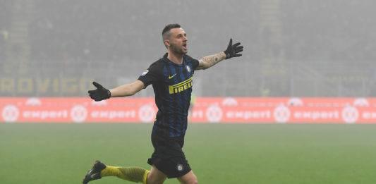 Infortunio Brozovic |  Inter-Juventus in dubbio per il croato