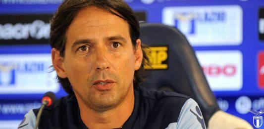 """Napoli Lazio, Inzaghi: """"Acerbi? Callejon furbo sulla prima a"""