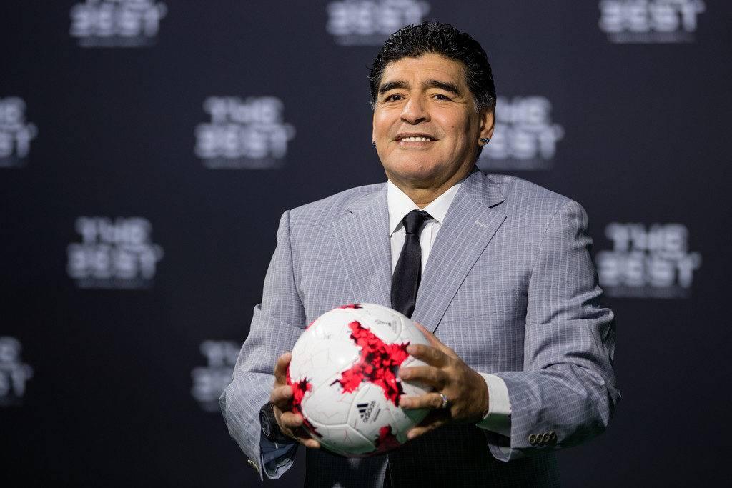 Maradona ricovero