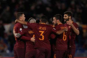 highlights pescara-roma 1-4