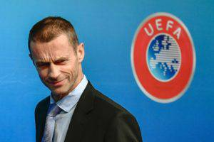 Milan, l'avviso del presidente uefa
