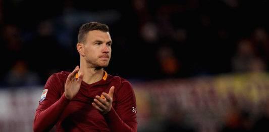 "Roma, Dzeko: ""Premier? No grazie, rimango"""