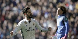 real madrid, isco
