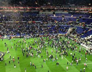 europa league, lione-besiktas