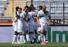 highlights inter-sassuolo 1-2