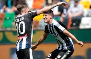 Udinese-Atalanta 2-1 pagelle, voti e highlights 11^ giornata