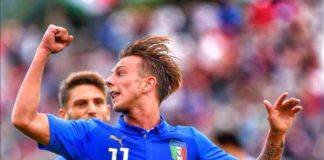 highlights italia-germania 1-0