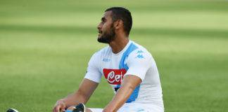 napoli, out ghoulam