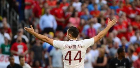 Calciomercato Roma |  Manchester United sulle tracce di Manolas |  le ultime