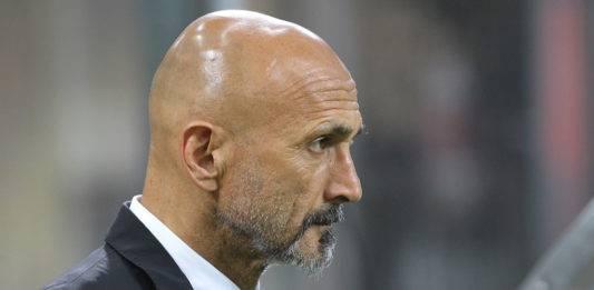 """Inter PSV, Spalletti: """"Non abbiamo mantenuto la tranquillità"""