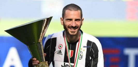 """Juventus, Bonucci: """"Mi ha cercato il Manchester ma volevo tornare a casa"""""""