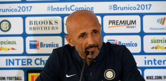 "Inter Sampdoria, Spalletti: ""Meglio se Icardi fosse venuto n"