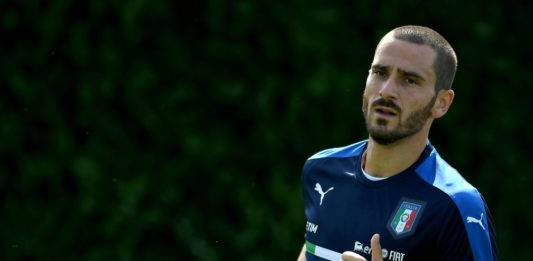 """Italia-Portogallo, Bonucci: """"Con Mancini siamo ripartiti"""""""