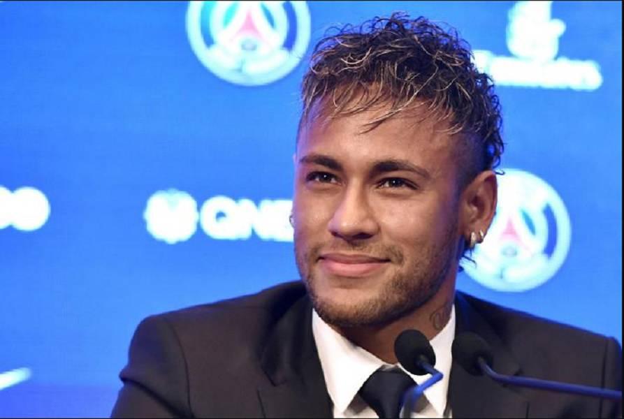 neymar, scontro con il barcellona