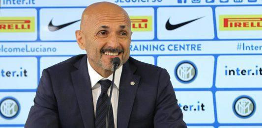 """Inter Rapid Vienna, Spalletti: """"Ora meno errori ma non allud"""